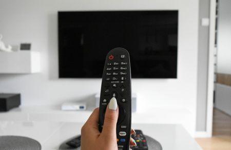 55 Zoll Fernseher