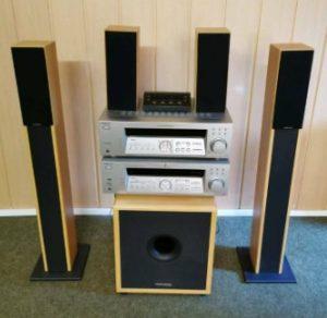 Dolby Surround 5.1 Test