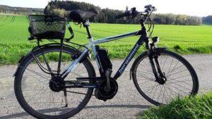 E-Bike Trekking Testbericht