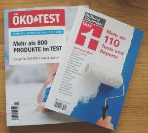 Aloe Vera Gel Test und Vergleich