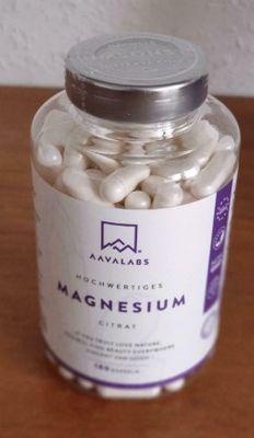Magnesium Testsieger